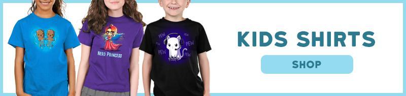 Shop Kids Shirts!